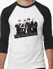 Big Time Rush Men's Baseball ¾ T-Shirt