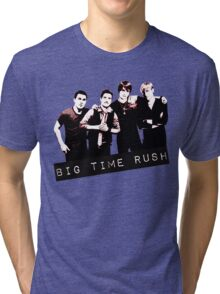 Big Time Rush Tri-blend T-Shirt