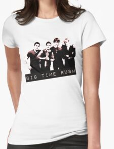 Big Time Rush Womens Fitted T-Shirt