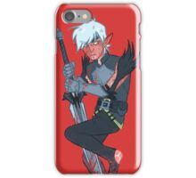 Dragon Age 2 Inspired Fenris Design iPhone Case/Skin