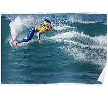 Rip Curl Pro 2012 - Bells Beach - 3 - Kai Otton Poster
