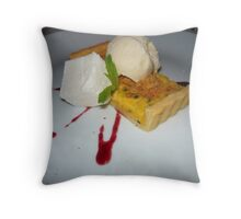 Birthday Sweets Throw Pillow