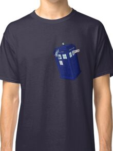 Palkia and Dialga: TARDIS Adventures! Classic T-Shirt