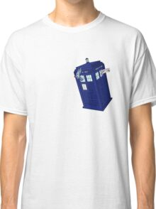 Palkia and Dialga: TARDIS Adventures! Classic T-Shirt