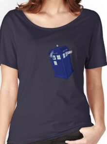 Palkia and Dialga: TARDIS Adventures! Women's Relaxed Fit T-Shirt