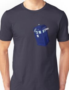 Palkia and Dialga: TARDIS Adventures! Unisex T-Shirt