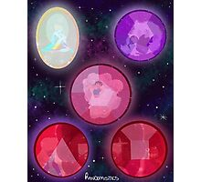 Crystal Gems in Gems Photographic Print