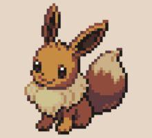 Eevee 8-bit by Lith1um