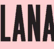 Heart Lana Del Rey Sticker