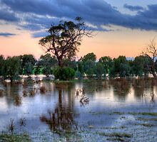 If It Rains It Pours, Junee, NSW Australia (The Photographers Cut) - The HDR Experience by Philip Johnson