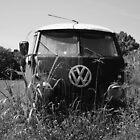 Kombi VW - Northern Rivers NSW Australia by Sandy1949