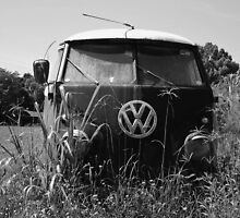 Kombi VW - Northern Rivers NSW Australia by Sandy1949