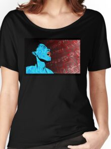 All that Jazz music illustration Women's Relaxed Fit T-Shirt