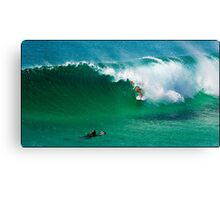 Surfing 30 Canvas Print