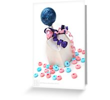 Delightfully Gifted Greeting Card