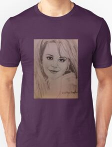 Natalie, Hoops T-Shirt