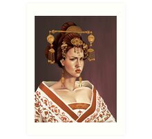 Queen Levana Art Print