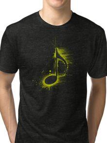 Note Tri-blend T-Shirt
