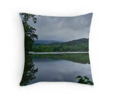 Flooded Shenandoah Throw Pillow