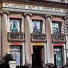 """Planters Nut & Chocolate Company""  Wilkes-Barre, Pa by Gail Jones"