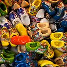 Clogs, Amsterdam by Nick Coates