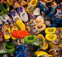 Clogs, Amsterdam by Nicholas Coates