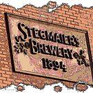 """""""Stegmaiers Brewery 1894"""" by Gail Jones"""