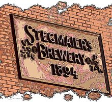 """Stegmaiers Brewery 1894"" by Gail Jones"