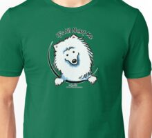 American Eskimo Dog IAAM Unisex T-Shirt