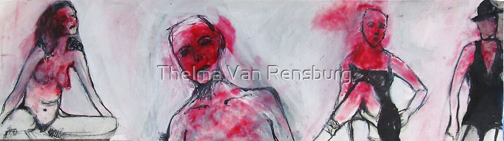She's all women 2 by Thelma Van Rensburg