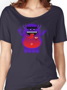 ZOM Women's Relaxed Fit T-Shirt