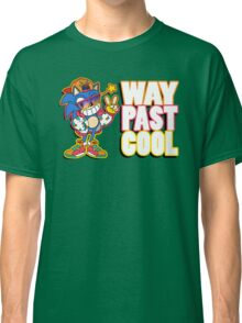 Way Past Cool, Dude! Classic T-Shirt