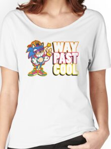 Way Past Cool, Dude! Women's Relaxed Fit T-Shirt