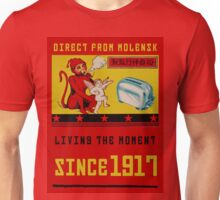 Living the moment since 1917 Unisex T-Shirt