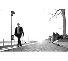 At the Tagus Photographic Print