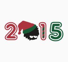 2015 Christmas One Piece - Long Sleeve