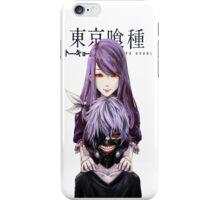 Tokyo Ghoul Kaneki/Rise  iPhone Case/Skin