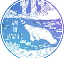 Save the Manatees! by Hannah Diaz