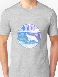 Save the Manatees! Unisex T-Shirt