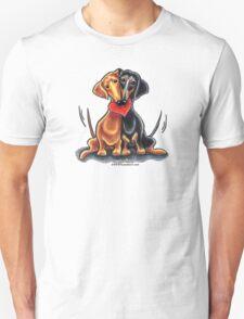 Dachshunds Have Heart T-Shirt