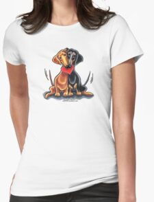 Dachshunds Have Heart T-Shirt