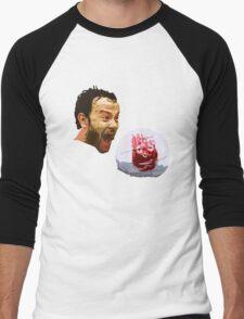 WILSON! CHUCK!  Men's Baseball ¾ T-Shirt