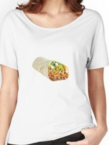 Burrito Women's Relaxed Fit T-Shirt