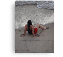 Vacations! - Vacaciones! Canvas Print