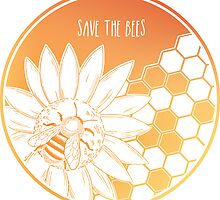 Save the Bees! by Hannah Diaz