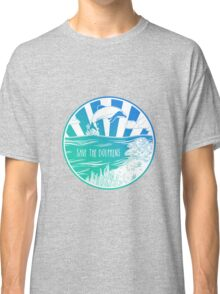 Save the Dolphins!  Classic T-Shirt