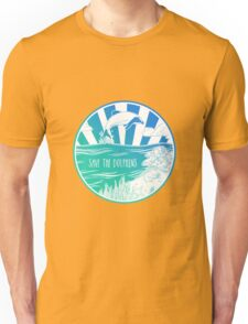 Save the Dolphins!  Unisex T-Shirt