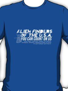 Alien Finders T-Shirt
