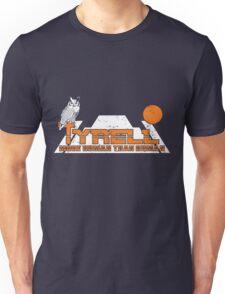 More Human Than Human Unisex T-Shirt