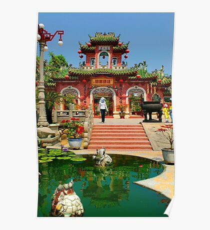 Phuoc Kien Assembly Hall, Hoi An, Vietnam Poster